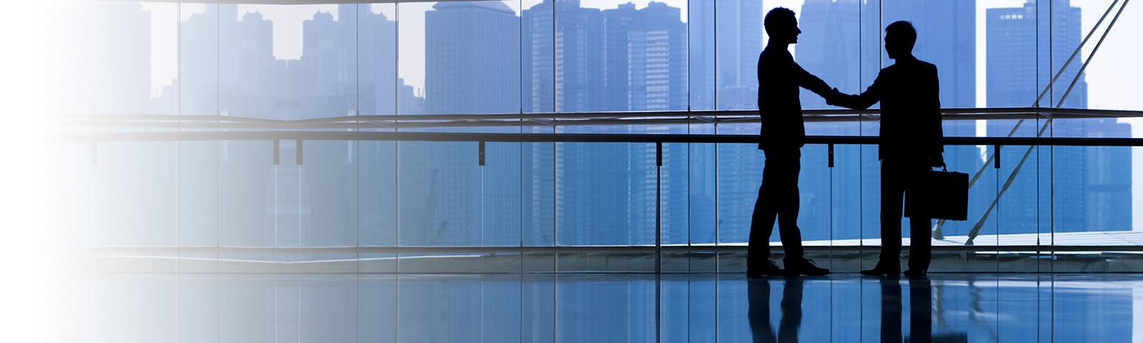 Businessmen In Hongkong